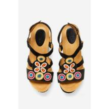 Desigual Shoes Odisea Flower Beach