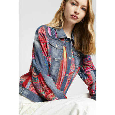 Desigual Chaq Karly Denim