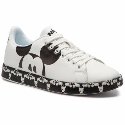 Desigual Shoes Cosmic Mickey