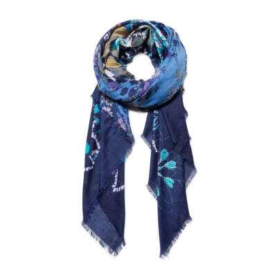 Desigual Foulard Flower Patch
