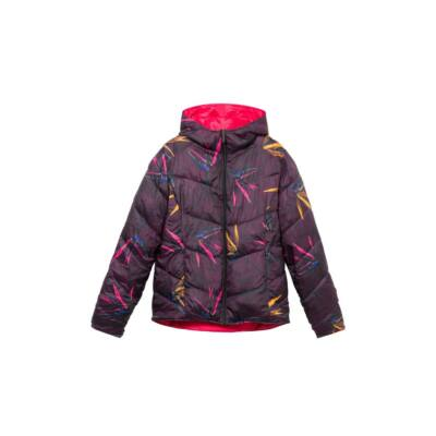 Desigual Padded Jacket Ethnic