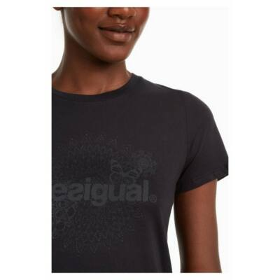 Desigual Ts Tee Co Essential
