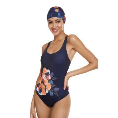 Desigual Swimsuit Camo Flower