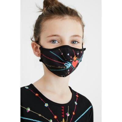 Desigual Mask Kids In My Heart