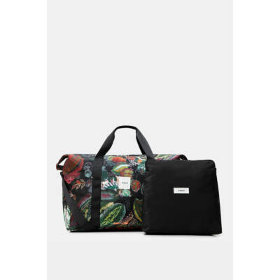 Desigual Duffle Bag Nylon Jungle