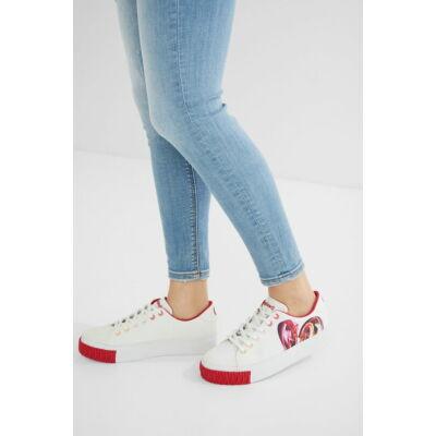 Desigual Shoes Street Heart