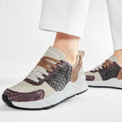 Desigual Shoes Hydra Patch
