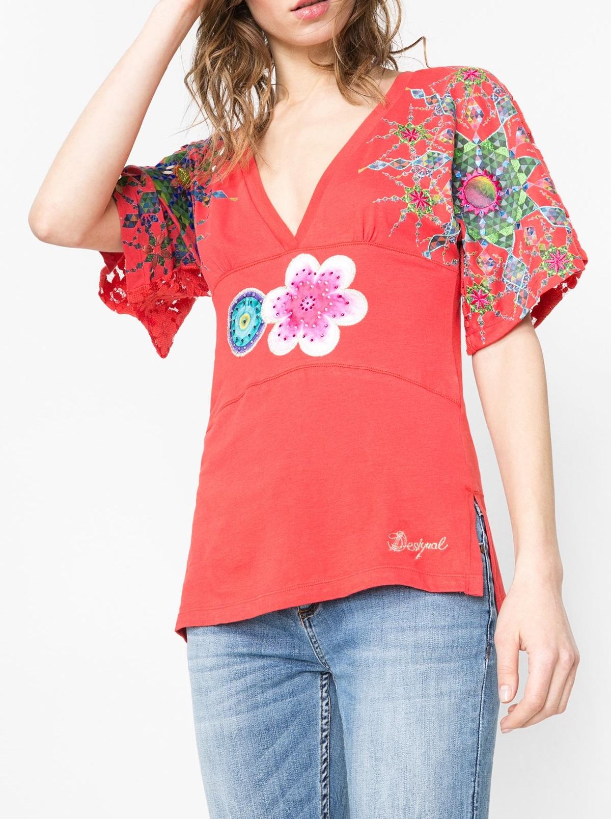 Desigual TS Elise női póló 5501cab78f